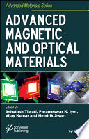 Advanced Magnetic And Optical Materials Book PDF