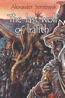 The Last Wolf of Iralith Book