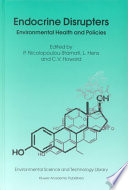 Endocrine Disrupters Book