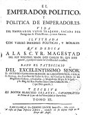 El emperador político y Política de emperadores