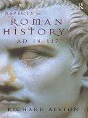 Aspects of Roman History AD 14   117