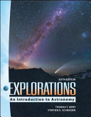 Combo  Explorations  Introduction to Astronomy with Connect Access Card and Starry Nights Access Card