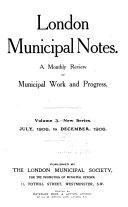 London Municipal Notes