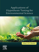 Applications of Hypothesis Testing for Environmental Science [Pdf/ePub] eBook