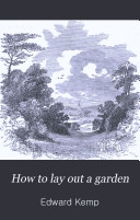 Pdf How to Lay Out a Garden