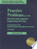 Practice Problems for the Electrical and Computer Engineering PE Exam
