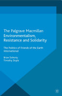 Environmentalism, Resistance and Solidarity Pdf/ePub eBook