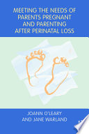 Meeting the Needs of Parents Pregnant and Parenting After Perinatal Loss