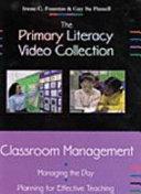 Classroom Management Book