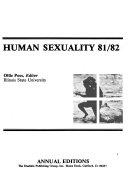 Human Sexuality 81 82 Book PDF