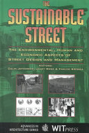 The Sustainable Street Book PDF