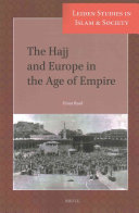 Pdf The Hajj and Europe in the Age of Empire