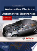 Automotive Electrics and Automotive Electronics, Completely Revised and Extended