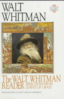 Walt Whitman Books, Walt Whitman poetry book