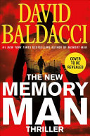 New Memory Man Thriller Book