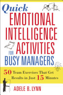 Quick Emotional Intelligence Activities for Busy Managers