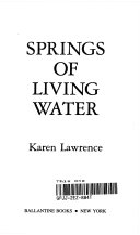 Springs of Living Water Book