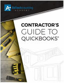 Contractor s Guide to QuickBooks