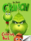 Grinch Coloring Book