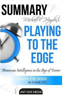 Michael V  Hayden s Playing to the Edge Book PDF