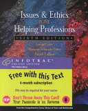 Issues and Ethics in the Helping Professions Book