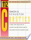 Simon and Schuster Crostics