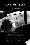 Twelve Days in May Book