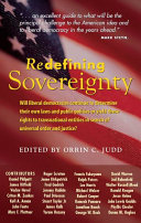 Redefining sovereignty: will liberal democracies continue to ...