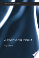 Community Owned Transport