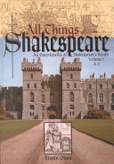 All Things Shakespeare  A I Book PDF