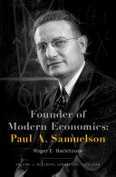 Founder of Modern Economics