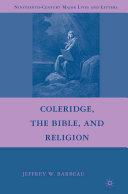 Coleridge, the Bible, and Religion