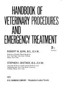 Handbook of Veterinary Procedures and Emergency Treatment