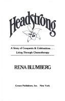Headstrong Book
