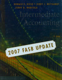 Intermediate Accounting, 2007 FASB Update