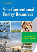 Non Conventional Energy Resources  For UPTU   UTU  Book
