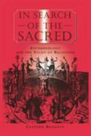 In Search of the Sacred