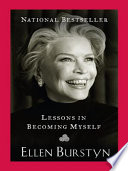 Lessons in Becoming Myself Book