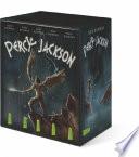 Percy-Jackson-Taschenbuchschuber (Percy Jackson )  : Alle fünf Bände im Schuber