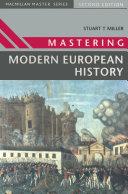 Mastering Modern European History [Pdf/ePub] eBook