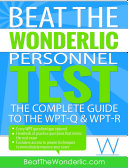 Pdf The Complete Guide to the Wonderlic Personnel Test