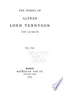 The Works of Alfred Lord Tennyson  Poet Laureate Book PDF