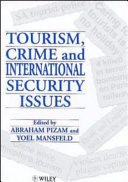 Tourism  Crime and International Security Issues