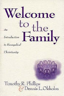 Welcome to the Family Book