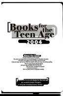 Pdf Books for the Teen Age