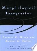 Morphological Integration