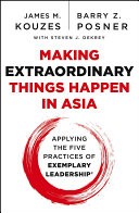 Making Extraordinary Things Happen in Asia Book