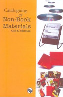 Cataloguing of Non Book Materials