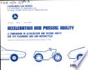 Acceleration And Passing Ability PDF