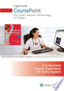 Lippincott Coursepoint for Cohen's Medical Terminology: An Illustrated Guide